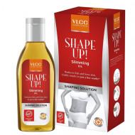 Масло моделирующее с эффектом похудения VLCC SHAPE UP 200мл: фото