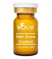 Концентрат пептидный стимулирующий для роста волос Bio CM Hair Grow Control 5мл: фото