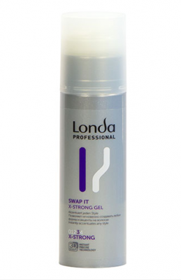 Гель для укладки волос экстрасильной фиксации Londa Professional SWAP IT 100мл: фото