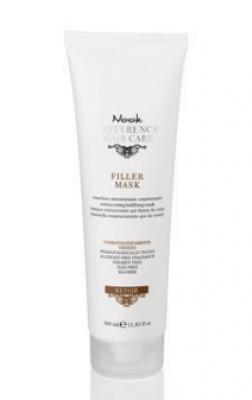 Маска для сухих и поврежденных тонких волос восстанавливающая оживляющая NOOK Filler Mask Ph4,0 300 мл: фото