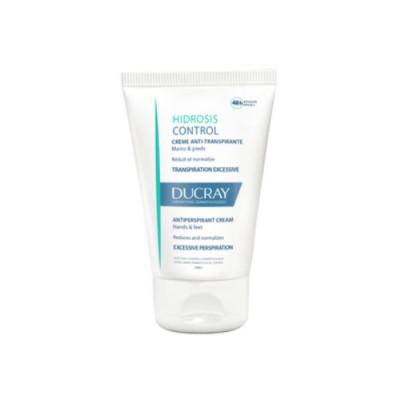 Дезодорант-крем для рук и ног регулирующий избыточное потоотделение Ducray Hydrosis Control 50 мл: фото