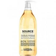 Шампунь для чувствительной кожи головы L'Oréal Professionnel Source Essentielle All-Soft Delicate Shampoo 1500мл: фото