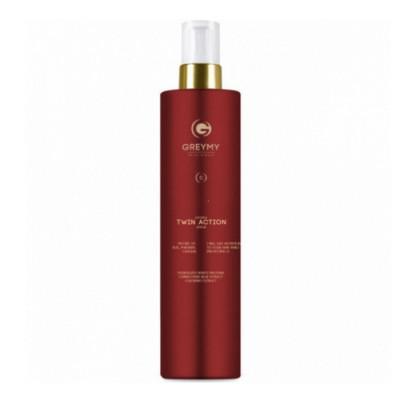 Спрей двойного действия для увлажнения волос и защиты цвета Greymy Professional Zoom color 200мл: фото