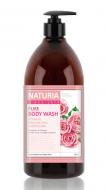 Гель для душа РОЗА и РОЗМАРИН EVAS NATURIA PURE BODY WASH Rose & Rosemary 750 мл: фото