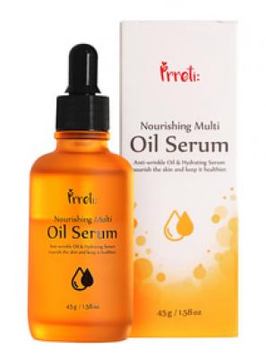 Сыворотка для лица PRRETI Nourishing Multi Oil Serum 45г: фото