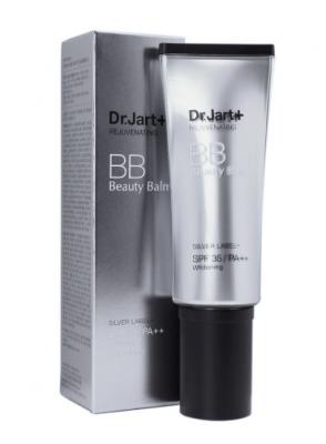BB-крем для зрелой кожи Dr.Jart+ Silver label plus rejuvenating beauty balm 40мл: фото