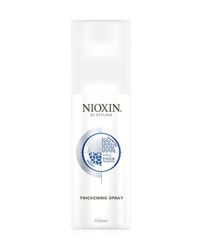 Спрей для придания плотности и объема волосам Nioxin 3D Styling 150 мл: фото