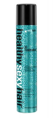Лак подвижной фиксации SEXY HAIR So touchable weightless hairspray 310мл: фото