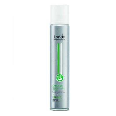 Лак для волос подвижной фиксации Londa Professional Layer Up 500 мл: фото