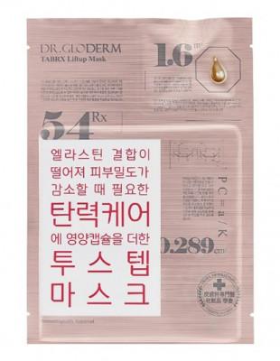 Маска для лица подтягивающая DR.GLODERM Liftup TabRX 25 мл: фото