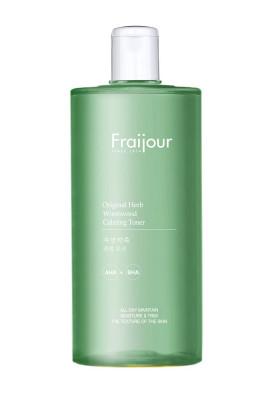 Тонер для лица Fraijour Original Herb Wormwood Calming Toner 500 мл: фото