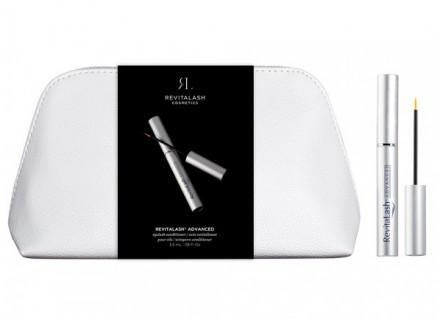 Набор Усилитель роста ресниц в белой косметичке RevitaLash Cosmetics Promotion Pink RevitaLash 3,5мл: фото
