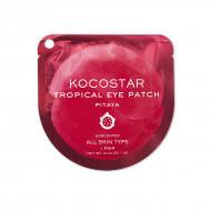 Патчи для глаз гидрогелевые Питайя Kocostar Tropical Eye Patch Pitaya 3 г: фото