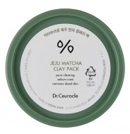 Глиняная маска для лица с матчей Dr.Ceuracle Matcha Clay Pack 115 г: фото