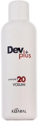 Осветляющая эмульсия Kaaral DEV PLUS 20 volume 6% 1000мл: фото