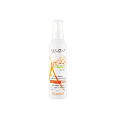 Cолнцезащитный спрей д/детей SPF50+ A-Derma, Protect 200 мл: фото