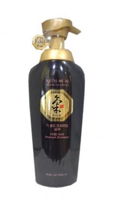 Шампунь для сухих и нормальных волос Daeng Gi Meo Ri Ki Gold Premium Shampoo 500мл: фото