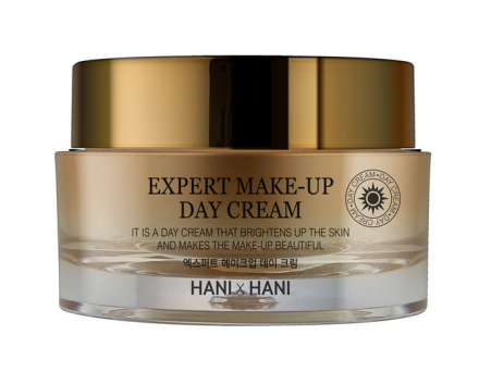 Дневной эксперт-крем для лица под макияж HANIxHANI Expert Make-Up Day Cream 50 мл: фото